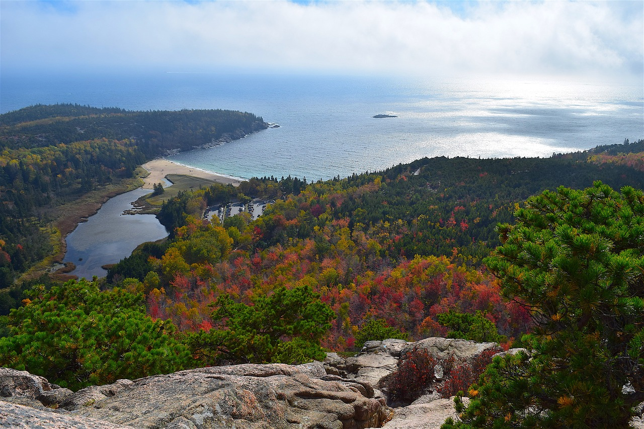 Beehive Trail, Acadia National Park, Maine
