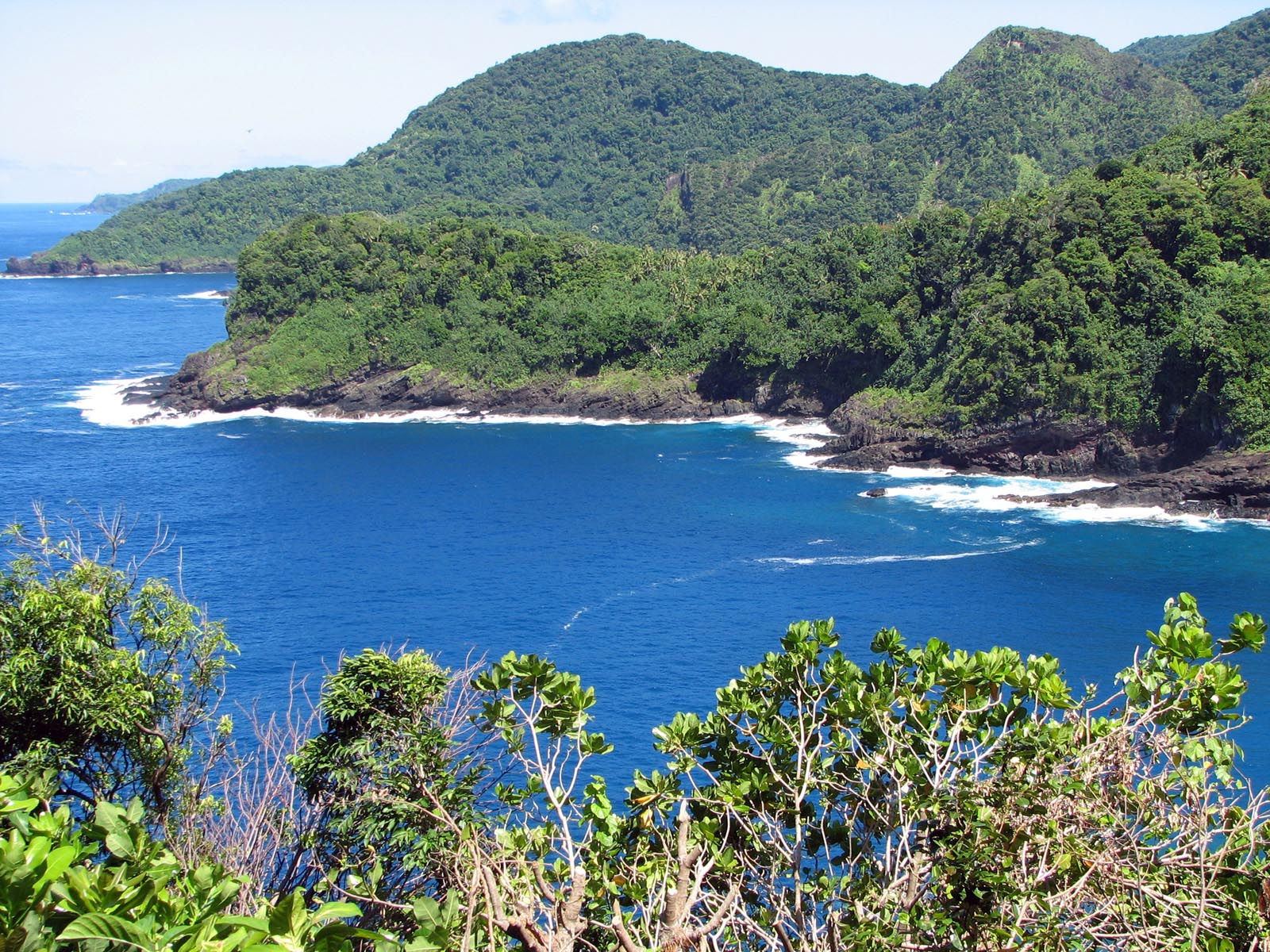 Tutuila Amalu Bay, National Park of American Samoa | Photo Credit: NPS