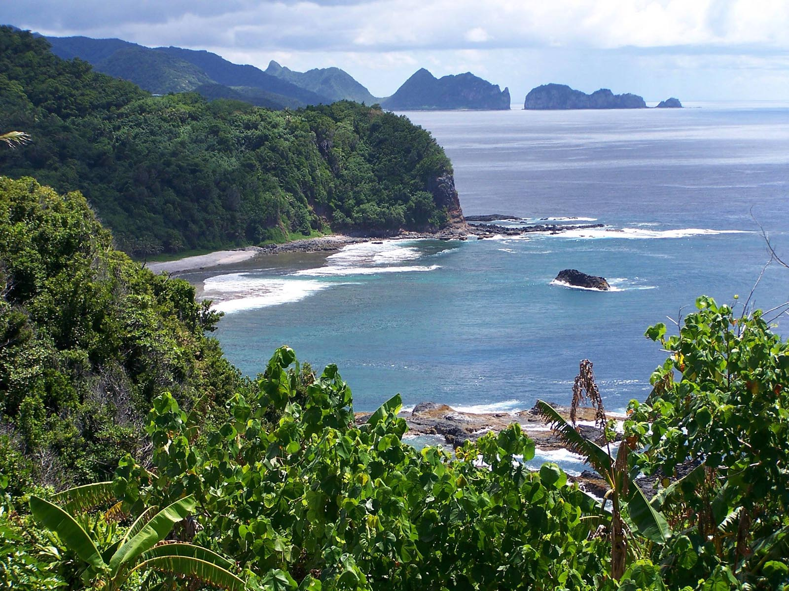 Tutuila Coastline, National Park of American Samoa | Photo Credit: NPS