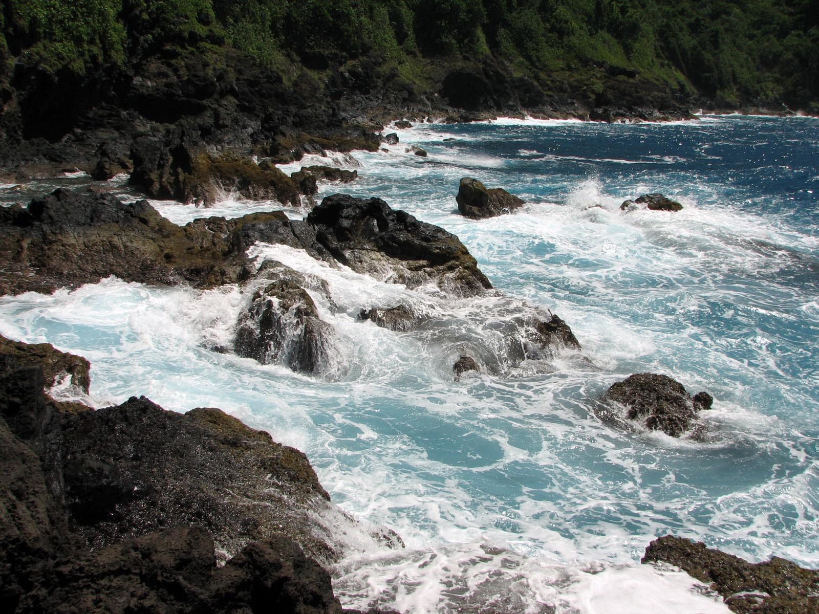Tutuila North Coast, National Park of American Samoa | Photo Credit: NPS