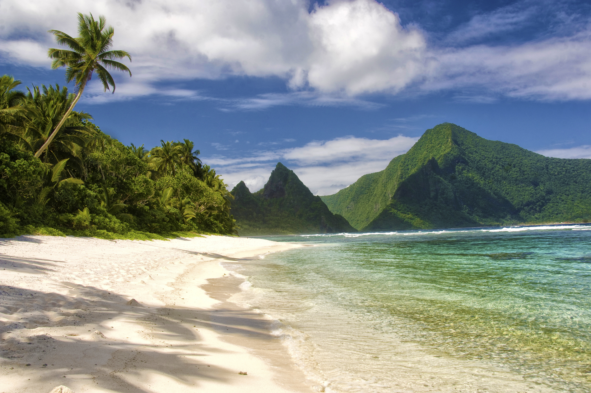 Si'u Point Trail, National Park of American Samoa | Photo Credit: DOI