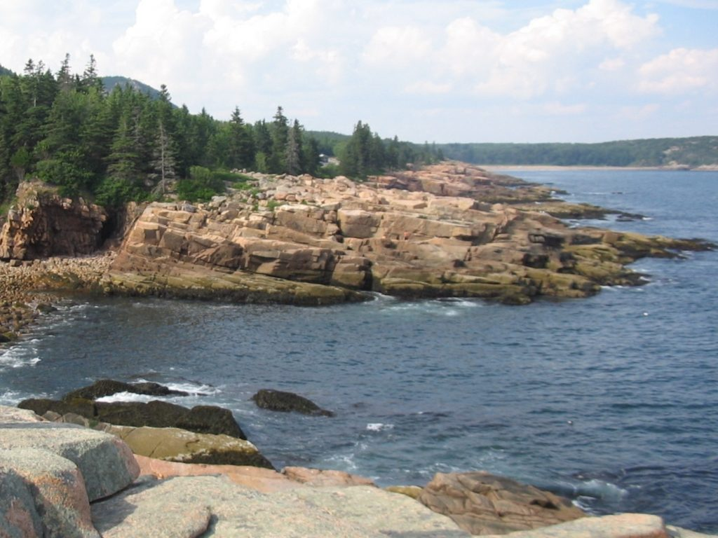 Monument Cove, Acadia National Park, Maine