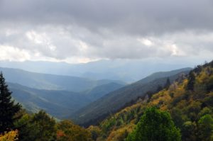 Oconoluftee Valley Overlook, Great Smoky Mountains National Park, North Carolina | Photo Credit: NPS