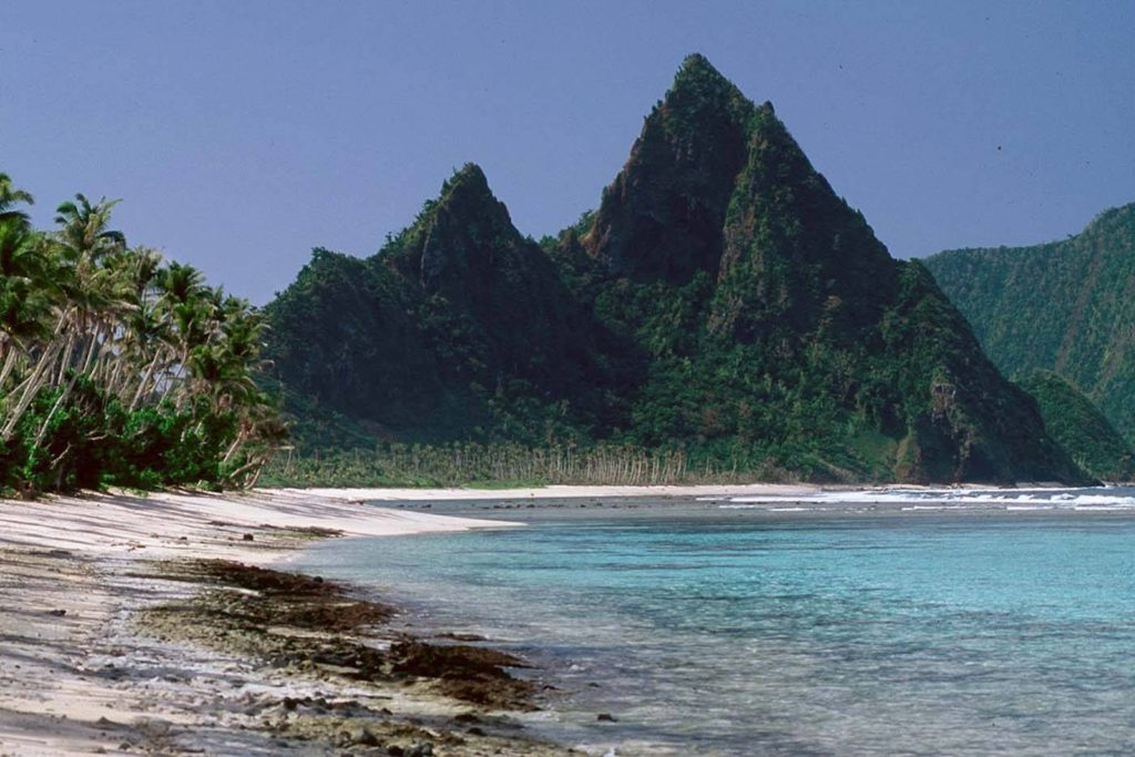 Ofu Beach, Ofu Island, National Park of American Samoa | Photo Credit:  NPS