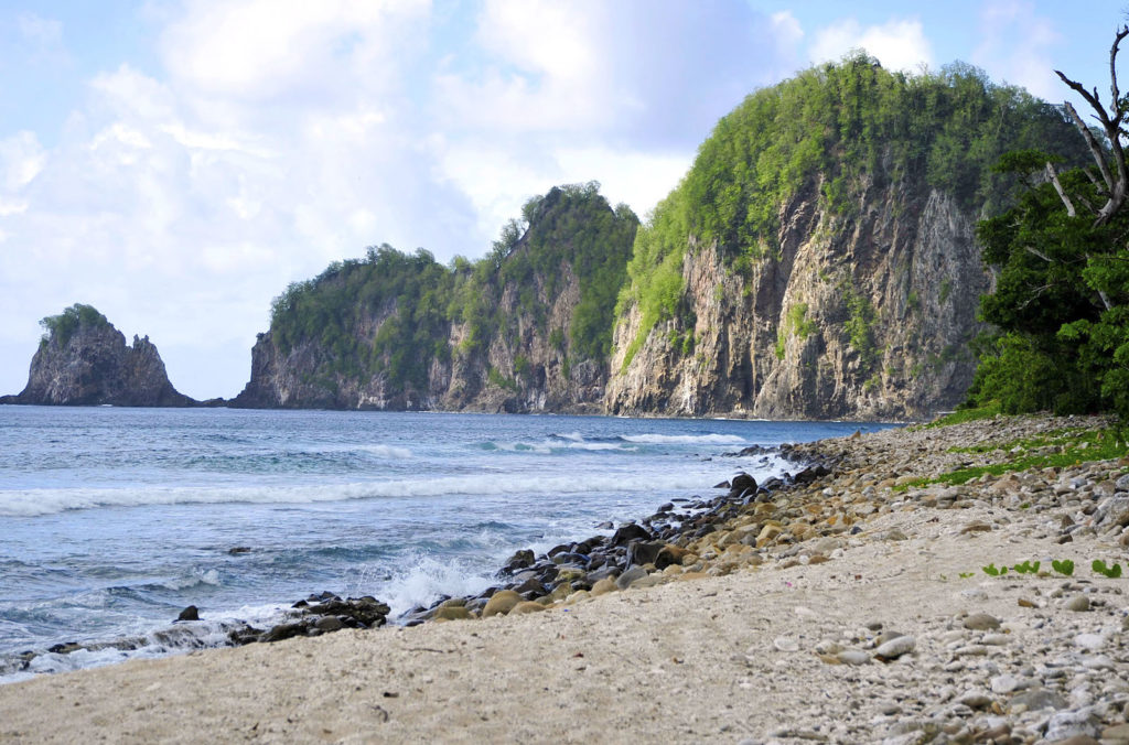 Tuafaunua Trail, Tutuila Island, National Park of American Samoa | Photo Credit:  NPS