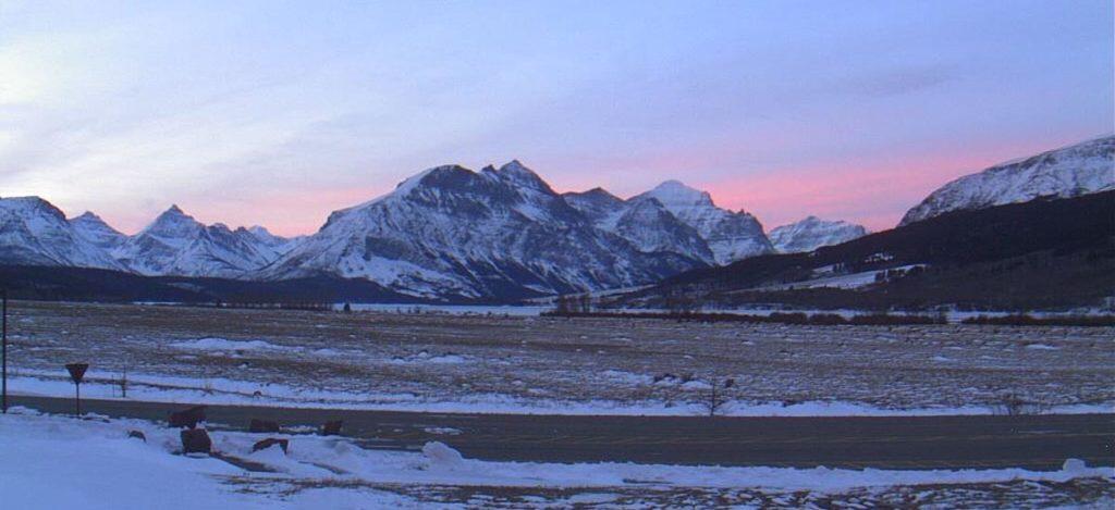 Sunrise at St. Mary Lake, Glacier National Park, Montana | Photo Credit: NPS