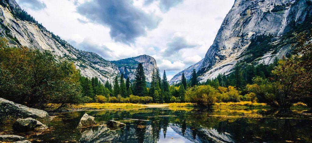 Mirror Lake, Yosemite National Park, California | Photo Credit: David Mark