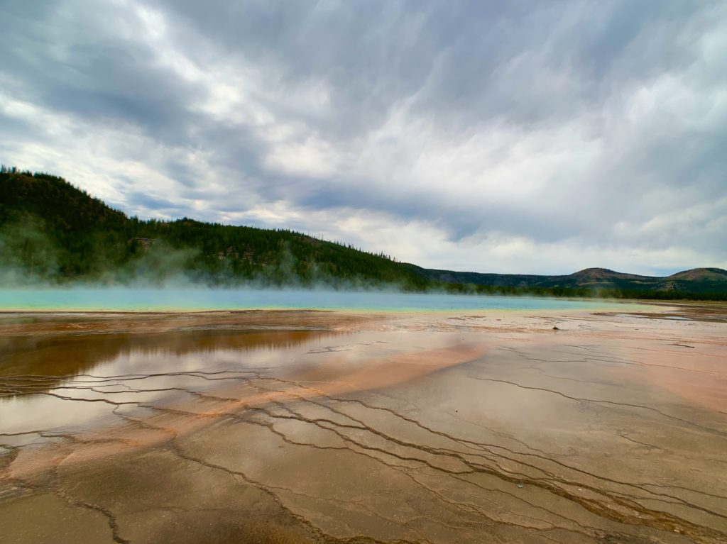 Grand Prismatic Spring (Yellowstone National Park)