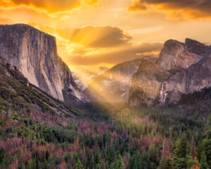 Yosemite National Park Tunnel View Photo Credit Tom Wagner