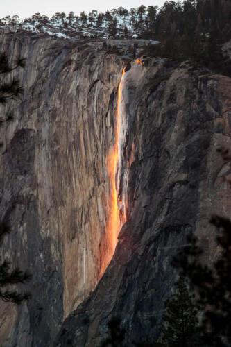 Horsetail Fall - Firefall