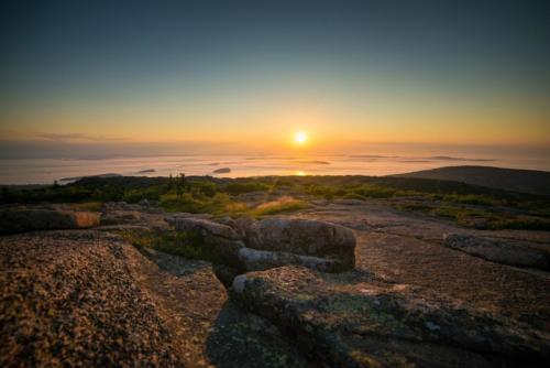 Cadillac Mountain Sunrise
